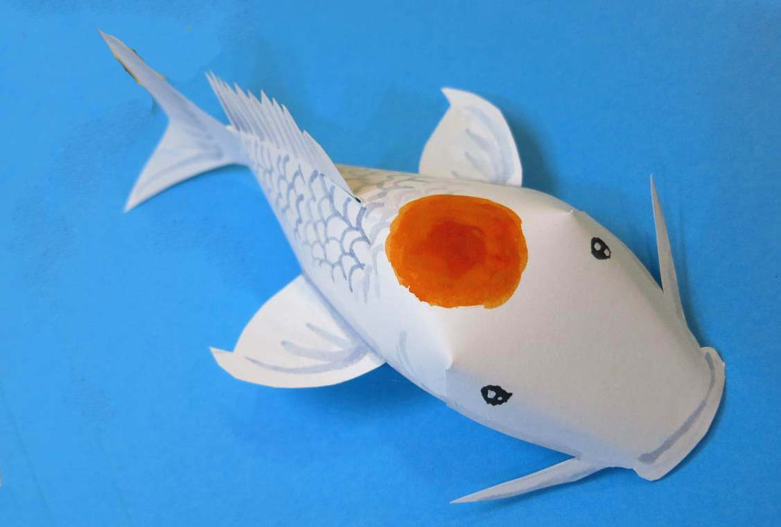 New year diy koi fish 28 images koi for the of things for Ang pow koi fish tutorial